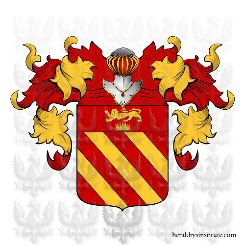 Coat of Arms of family Cioffi