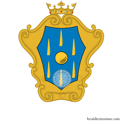 Coat of Arms of family Redi