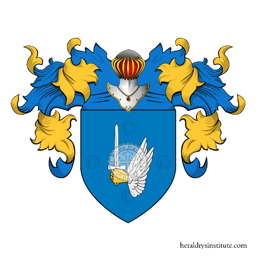 Coat of Arms of family Duchesne