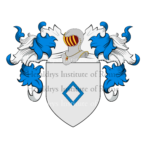 Coat of Arms of family Annette