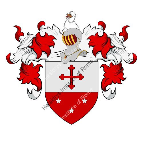 Coat of Arms of family Tombarelli