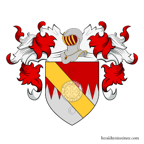 Coat of Arms of family Franzoni