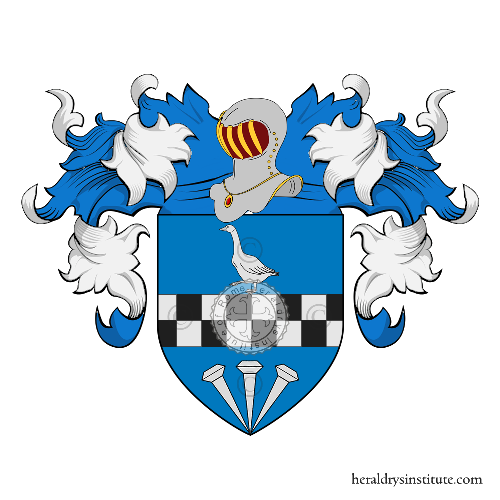 Coat of Arms of family Lucconi