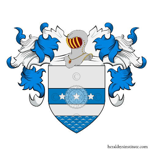 Coat of Arms of family Fortunato