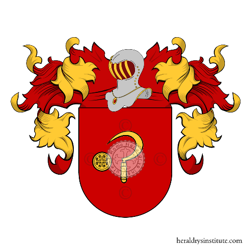 Coat of Arms of family Masgrau