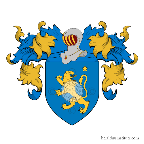 Coat of Arms of family Blasco