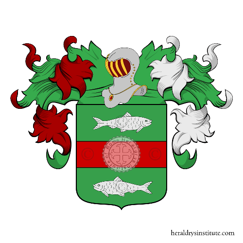 Coat of arms of family Vannelli