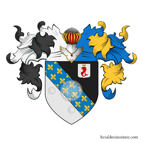 Coat of Arms of family Vettori