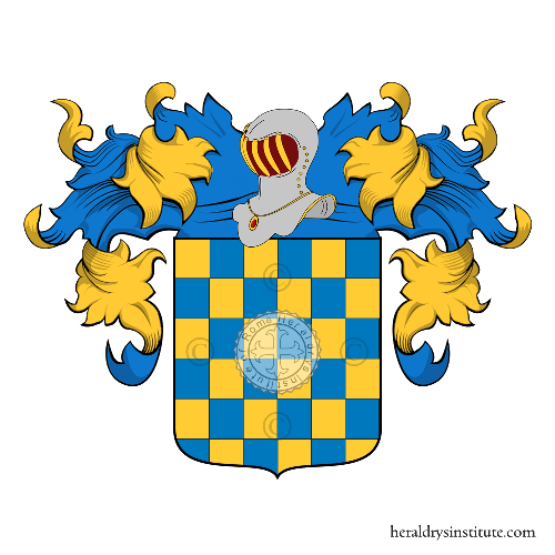 Coat of Arms of family Campisano