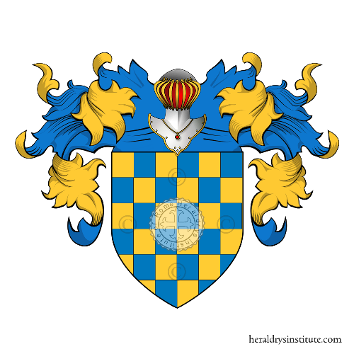 Coat of Arms of family Marescalli