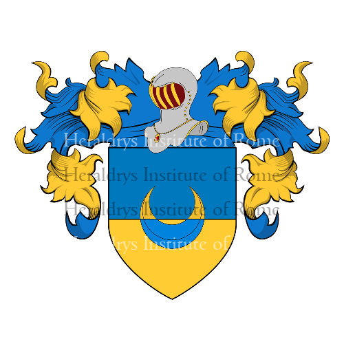 Coat of Arms of family Solmonese