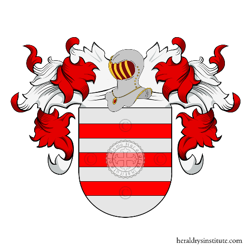Coat of Arms of family Leitao