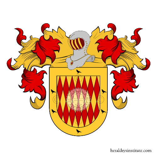 Familien-Wappen Ponciano