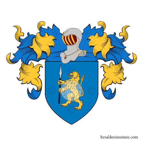 Coat of Arms of family Colamaria