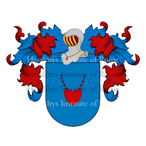 Coat of Arms of family Oom