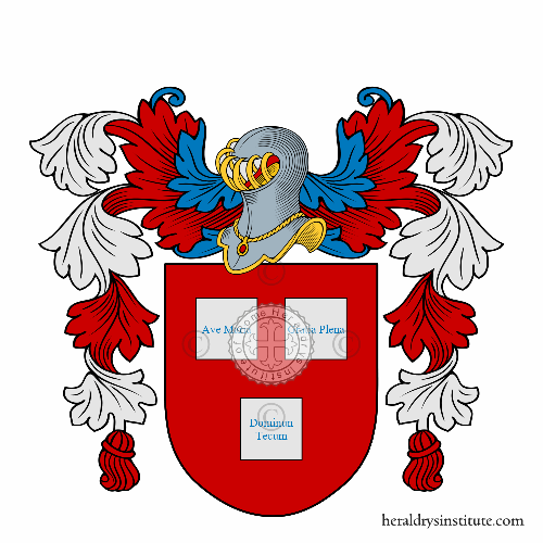 Coat of Arms of family Cartella