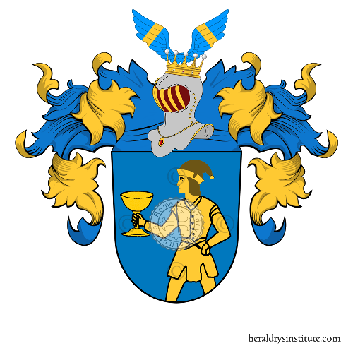 Coat of Arms of family Hofherr