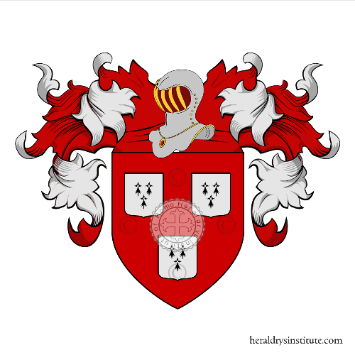 Coat of Arms of family Bee