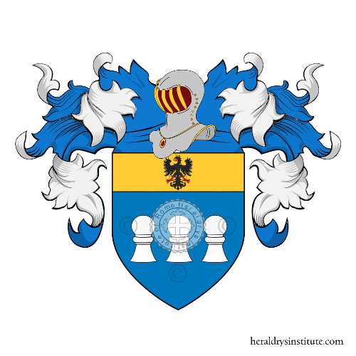 Coat of Arms of family Rocha