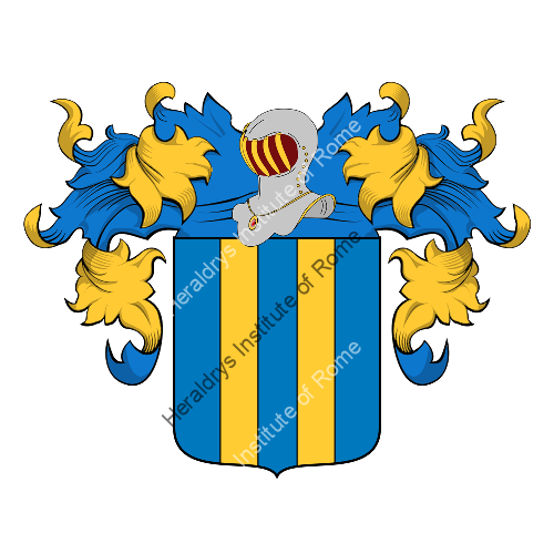 Coat of Arms of family Vetturi