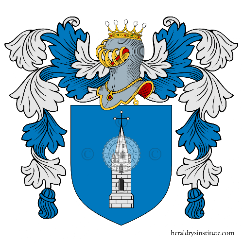 Coat of Arms of family Campanile