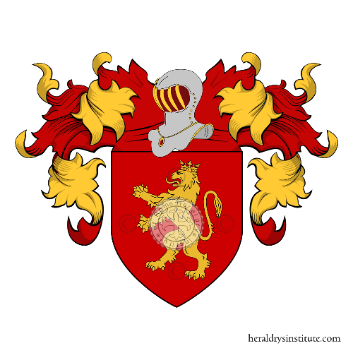 Coat of Arms of family Armaleo