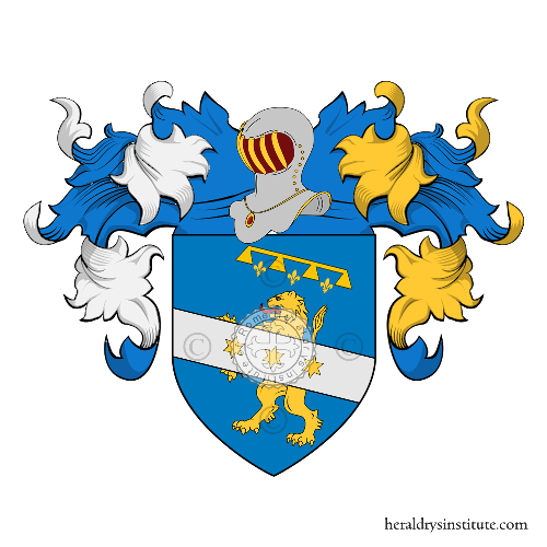 Coat of Arms of family Boldrini