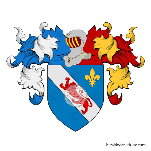 Coat of Arms of family Ablard