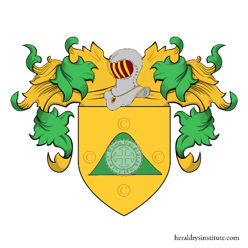 Coat of Arms of family Alpini