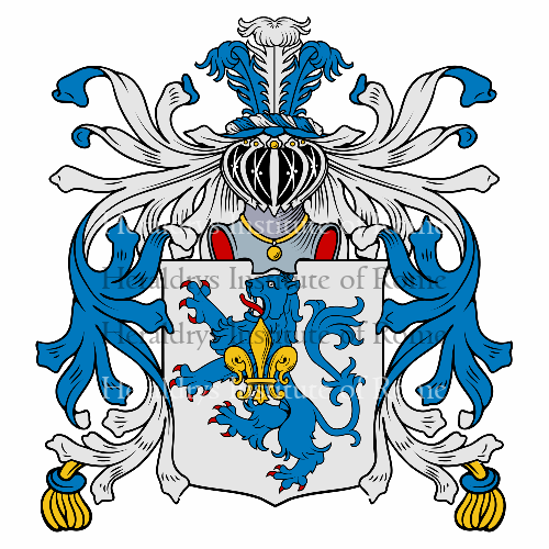 Coat of Arms of family Fera