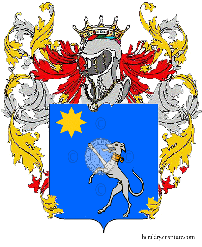 Coat of Arms of family Tatucci