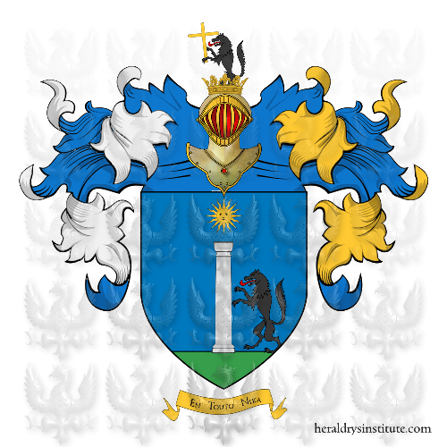 Coat of Arms of family Lucoli