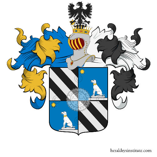 Coat of Arms of family Taverna