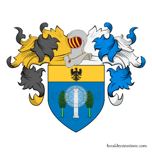 Coat of Arms of family Borgazzi