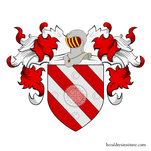 Coat of Arms of family Lucerna