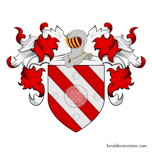 Coat of Arms of family Baroncello