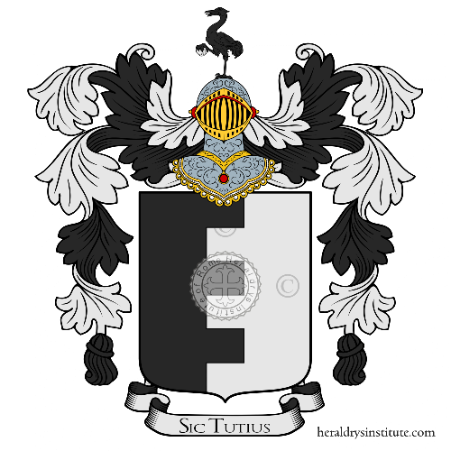 Coat of Arms of family Gregorio