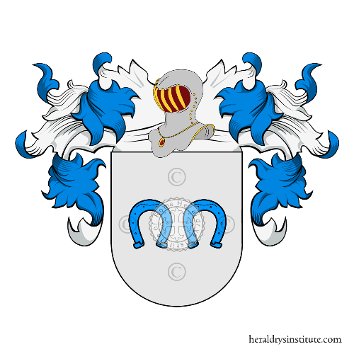 Coat of Arms of family Ranero