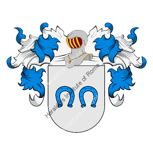 Coat of Arms of family Raneri