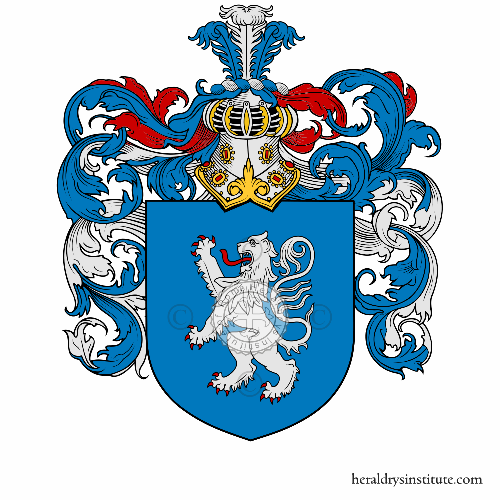 Coat of Arms of family Zavarise