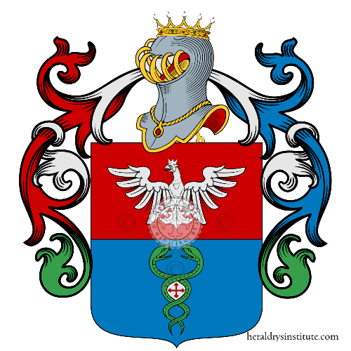 Coat of Arms of family Straneo
