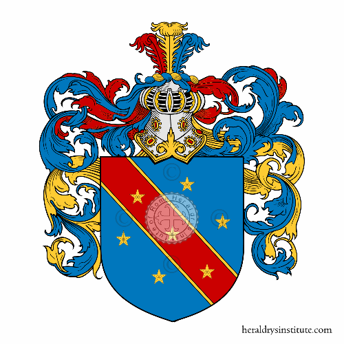 Coat of Arms of family Sabattini