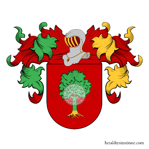 Coat of Arms of family Onaindia