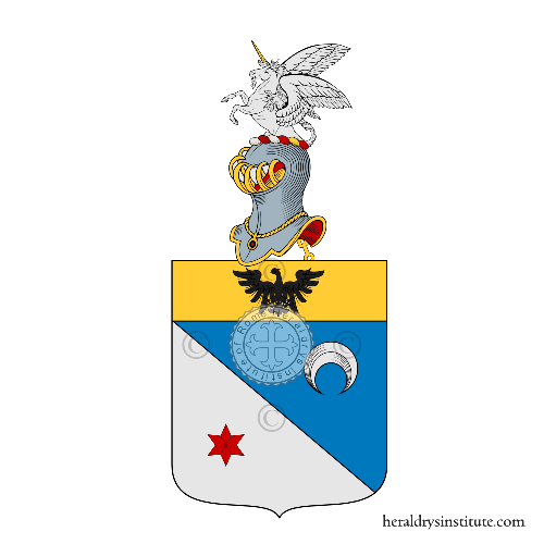 Coat of Arms of family Gazzoli