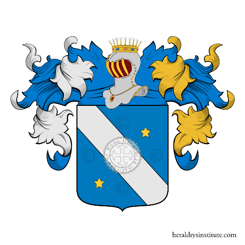 Coat of Arms of family Douglas Scotti