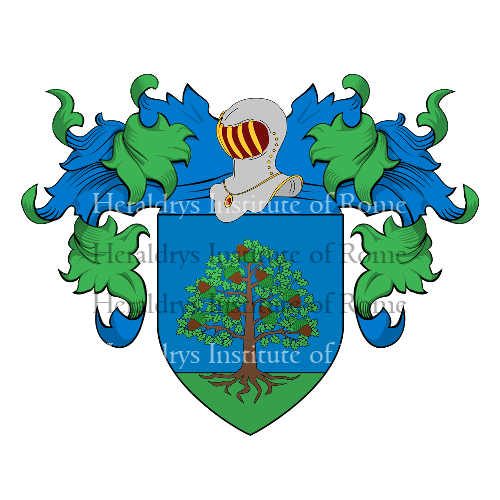 Coat of Arms of family Salvino