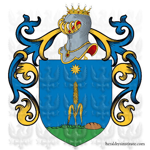 Coat of Arms of family Pais