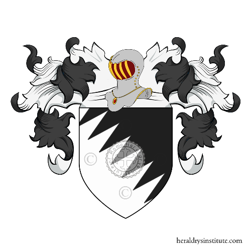 Coat of Arms of family Migliore