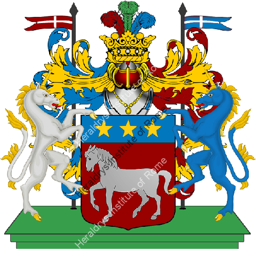 Coat of Arms of family Magagnotti