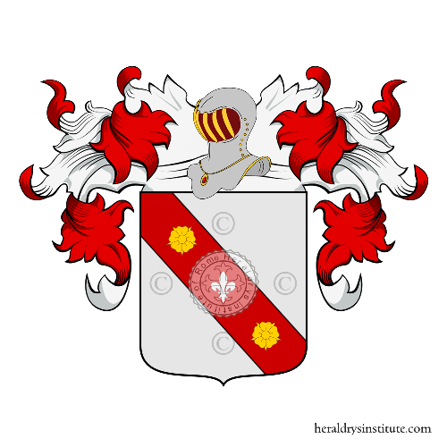 Coat of Arms of family Migliori